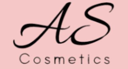 As cosmetics